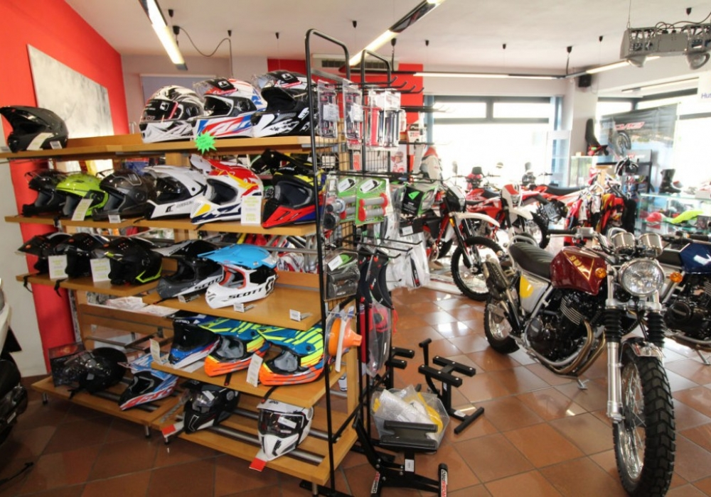Visintin Moto - Ricambi