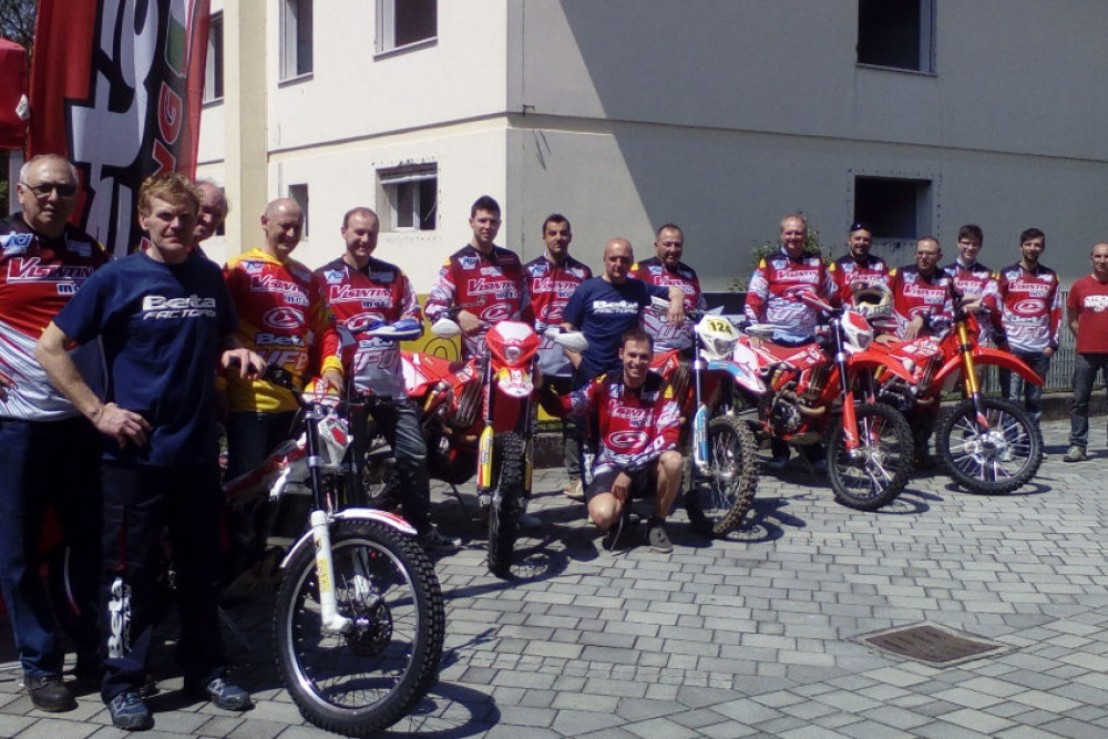 Team enduro 2015