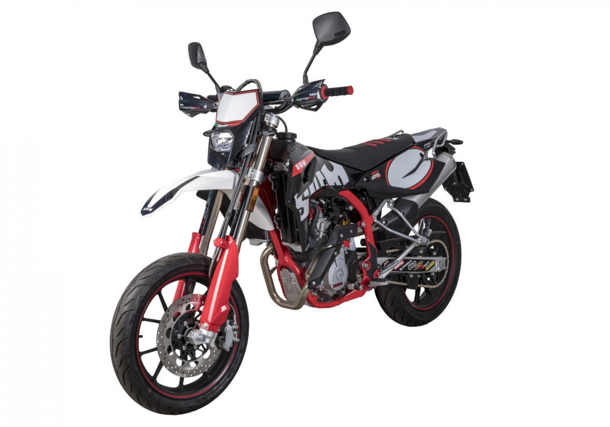 SWM SM 125 R   Visintin Moto