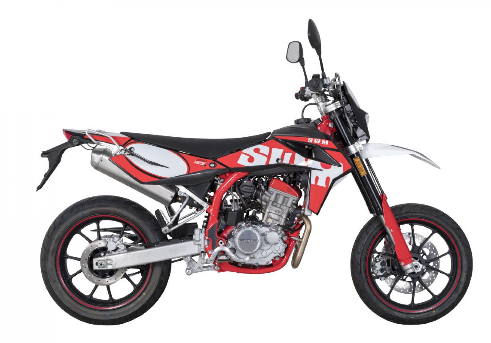 SWM RS 125 R FACTORY   Visintin Moto