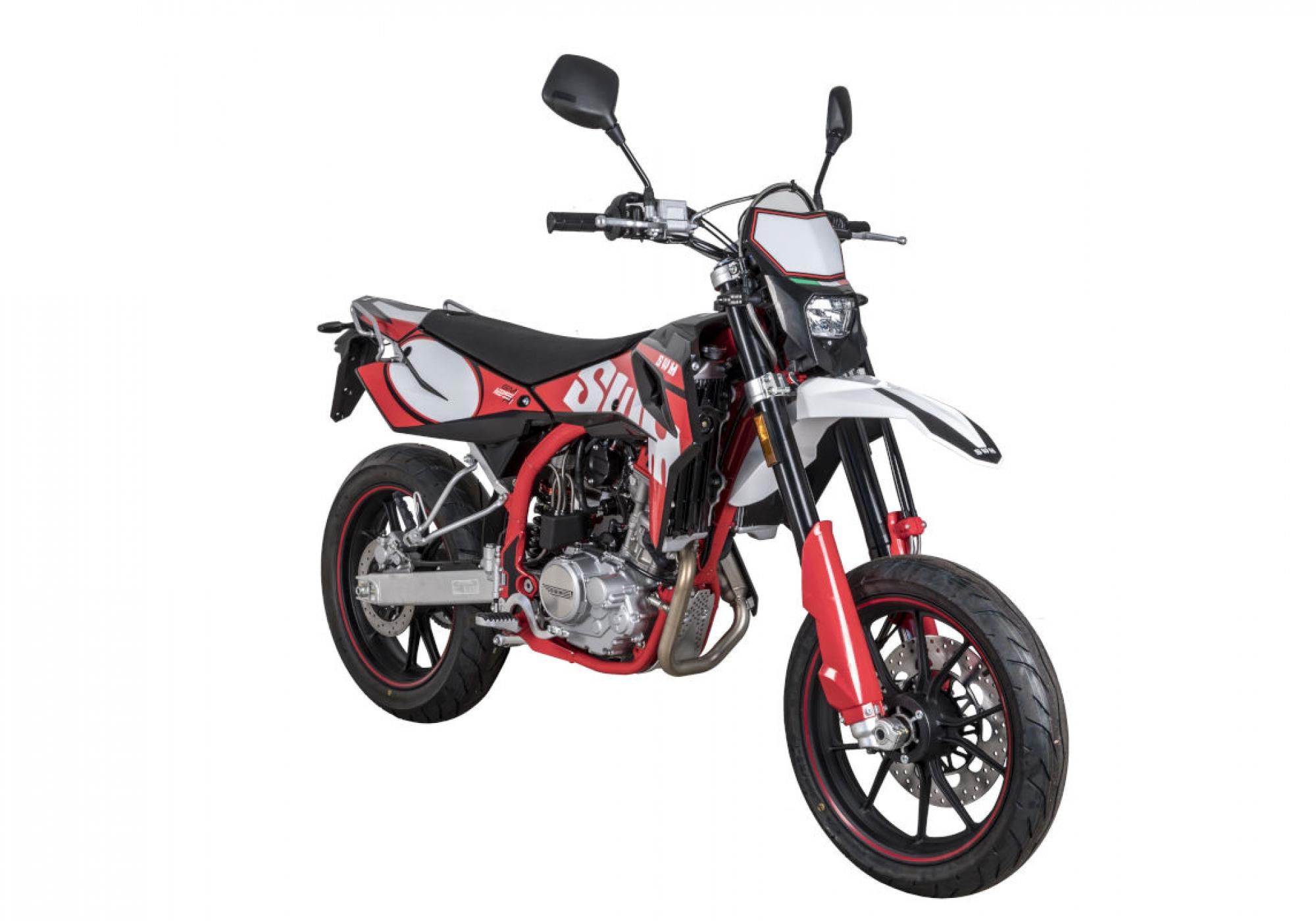 SWM SM 125 R FACTORY   Visintin Moto