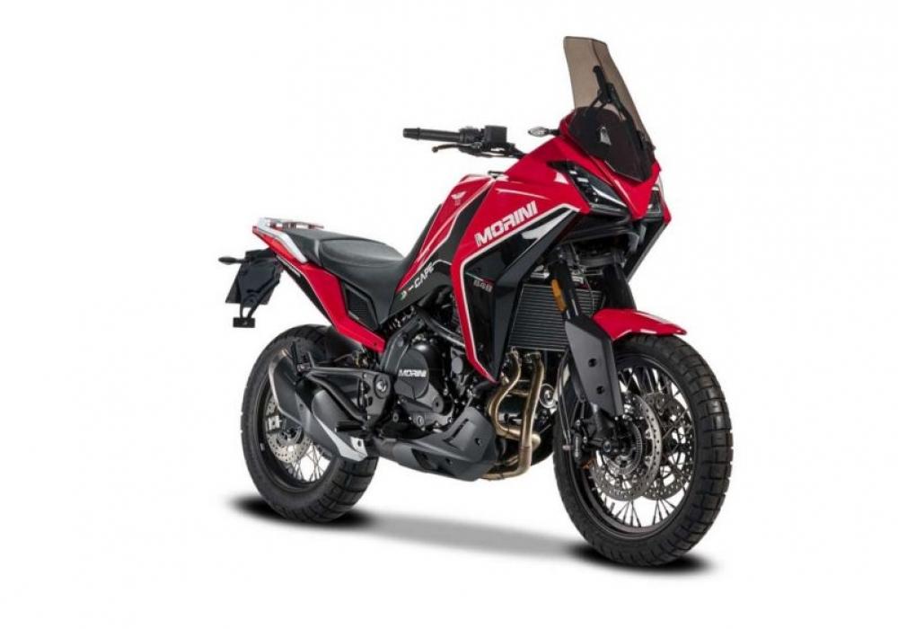 X-CAPE Moto Morini